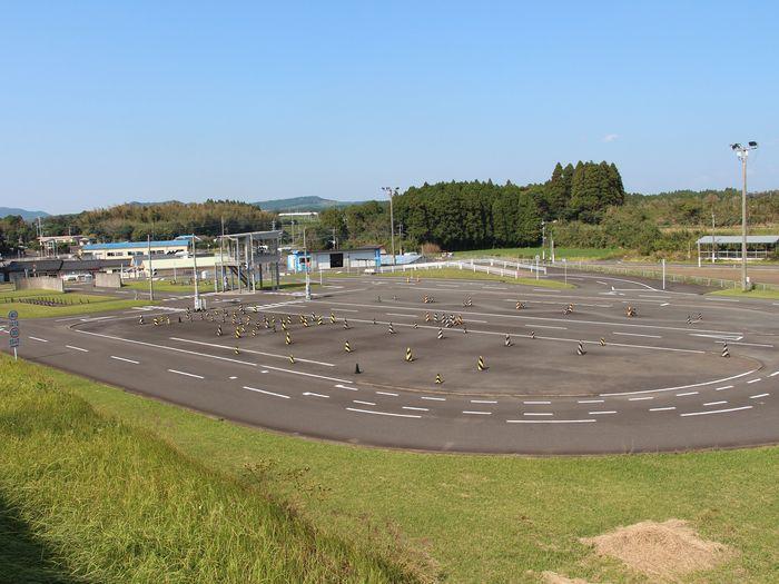 自動二輪車コース